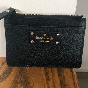 Kate Spade Zippered Cardholder